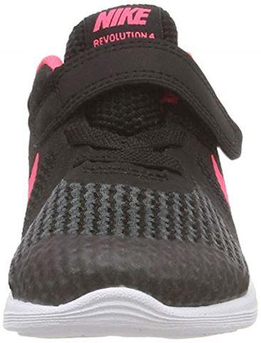 Nike Revolution 4 Baby& Toddler Shoe - Black Image 4