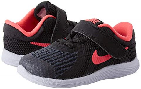 Nike Revolution 4 Baby& Toddler Shoe - Black Image 5
