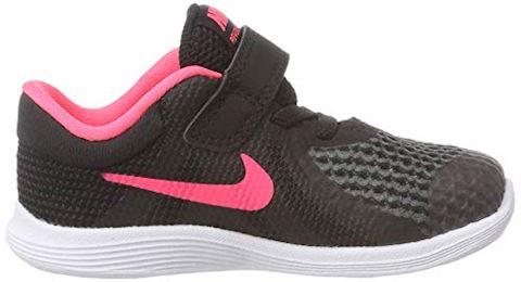 Nike Revolution 4 Baby& Toddler Shoe - Black Image 6
