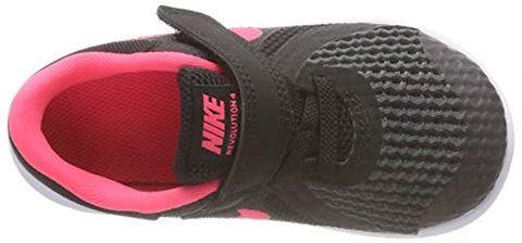 Nike Revolution 4 Baby& Toddler Shoe - Black Image 7