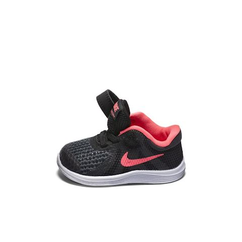 Nike Revolution 4 Baby&Toddler Shoe - Black Image 4