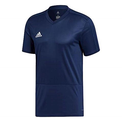 adidas Training T-Shirt Condivo 18 - Dark Blue/White Image 5
