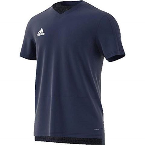 adidas Training T-Shirt Condivo 18 - Dark Blue/White Image 6