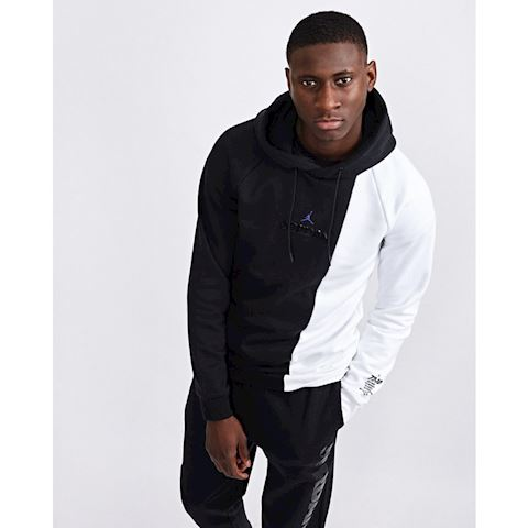 huge selection of c2ddd 1e301 Nike Jordan Sportswear Legacy AJ 11 Men's Fleece Pullover Hoodie - Black