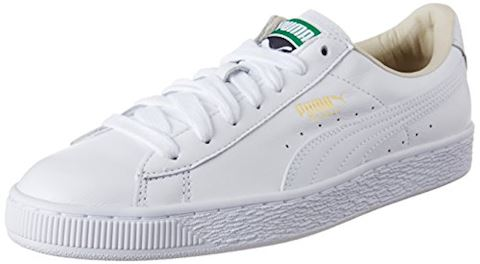 timeless design c8608 dfc41 Puma Heritage Basket Classic Trainers