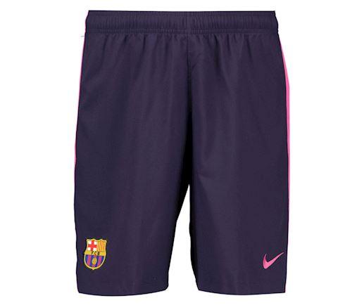 Nike Barcelona Kids Away Shorts 2016/17