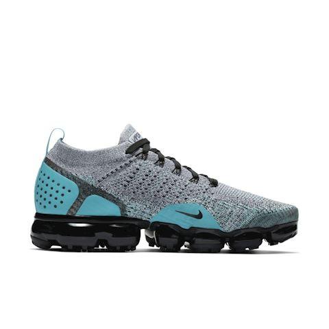 Nike Air VaporMax Flyknit 2 Shoe - Grey Image 3