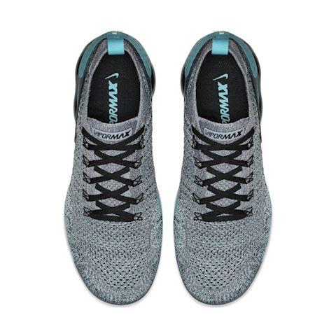 Nike Air VaporMax Flyknit 2 Shoe - Grey Image 4