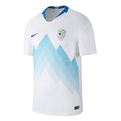 Nike Slovenia Mens SS Home Shirt 2018 Image