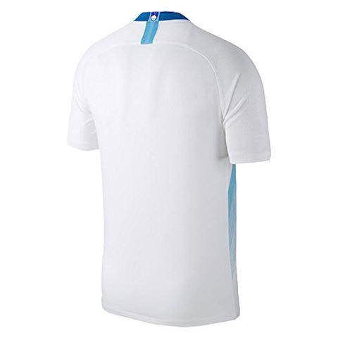Nike Slovenia Mens SS Home Shirt 2018 Image 2
