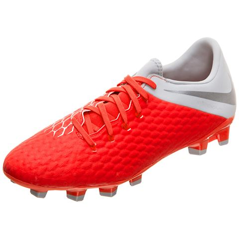 official photos 081d2 6ebfa Nike Hypervenom Phantom III Academy Firm-Ground Football Boot - Red