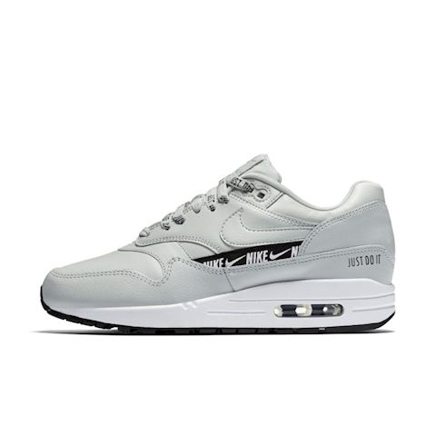 Nike Air Max 1 SE Overbranded Women's Shoe - Silver | 881101-004 ...