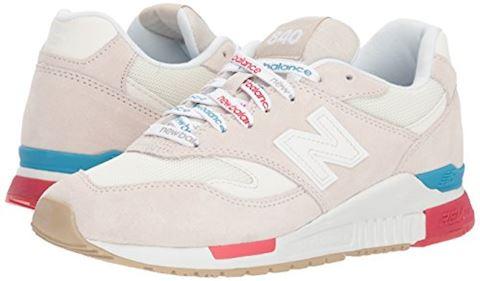 New Balance 840 Women's, White Image 5