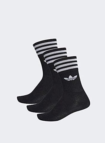 adidas Crew Socks 3 Pairs Image 3