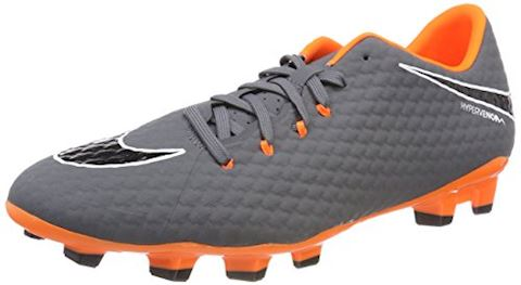 Nike Hypervenom Phantom III Academy FG Firm-Ground Football Boot - Grey Image