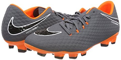 Nike Hypervenom Phantom III Academy FG Firm-Ground Football Boot - Grey Image 5