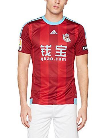 adidas Real Sociedad Mens SS Away Shirt 2015/16 Image