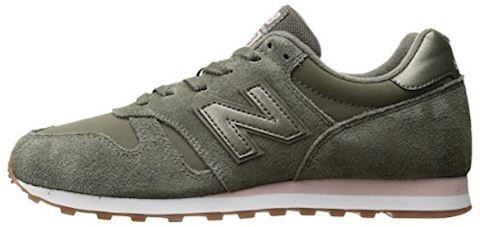 New Balance  WL373  women's Shoes (Trainers) in Green