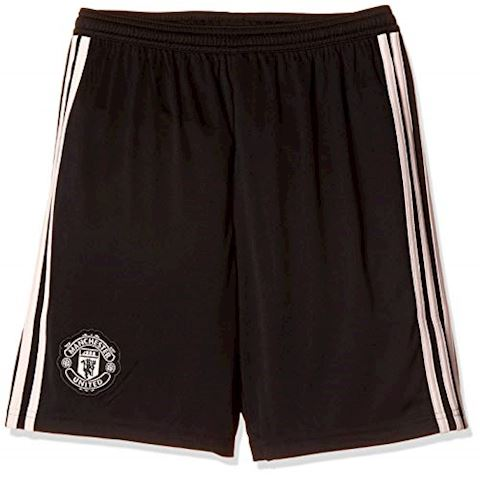 adidas Manchester United Kids Away Shorts 2018/19 Image