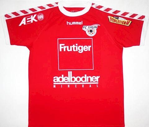 Hummel FC Thun Mens SS Home Shirt 2005/06 Image