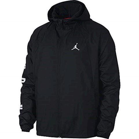 Nike Jordan Lifestyle Wings Windbreaker Men's Jacket - Black