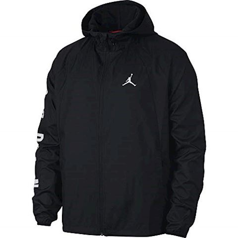 6fca39f3b3b328 Nike Jordan Lifestyle Wings Windbreaker Men s Jacket - Black Image