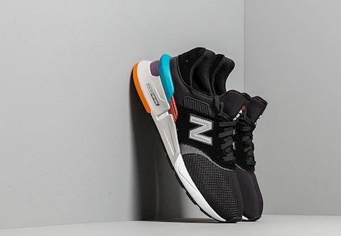 New Balance 997 Black/ Grey/ Multicolor Image