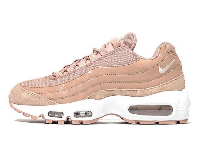 huge discount 053c0 b29be Nike Air Max 95 OG Womens Shoe - Pink  307960-601  FOOTY.COM