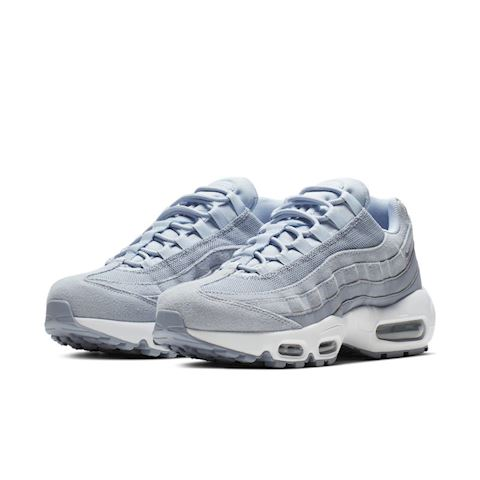 super popular ea782 54ce4 Nike Air Max 95 Premium Women's Shoe - Blue