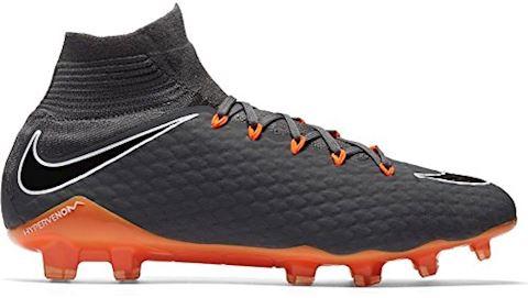Nike Hypervenom Phantom III Pro Dynamic Fit FG Firm-Ground Football Boot - Grey Image
