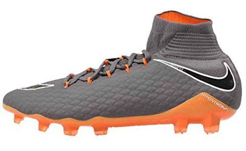 Nike Hypervenom Phantom III Pro Dynamic Fit FG Firm-Ground Football Boot - Grey Image 2