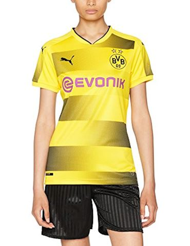 Puma Borussia Dortmund Womens SS Home Shirt 2017/18 Image