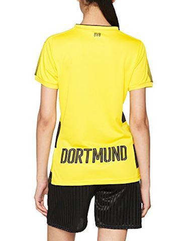 Puma Borussia Dortmund Womens SS Home Shirt 2017/18 Image 2