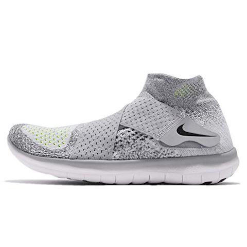 Nike Free RN Motion Flyknit 2017 Women's Running Shoe - Grey Image