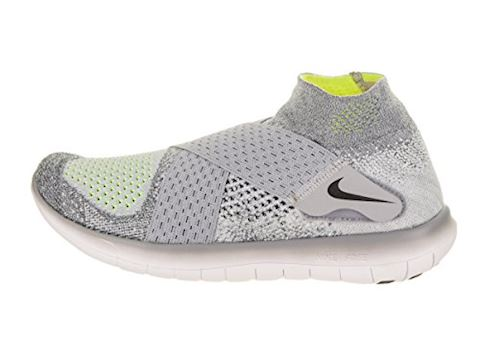 Nike Free RN Motion Flyknit 2017 Women's Running Shoe - Grey Image 12