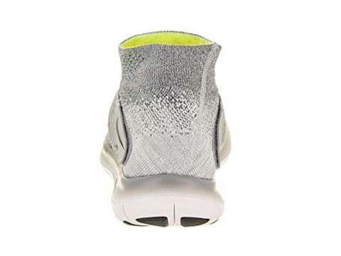Nike Free RN Motion Flyknit 2017 Women's Running Shoe - Grey Image 13