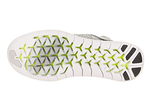 Nike Free RN Motion Flyknit 2017 Women's Running Shoe - Grey Image 14