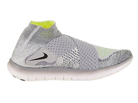 Nike Free RN Motion Flyknit 2017 Women's Running Shoe - Grey Image 15