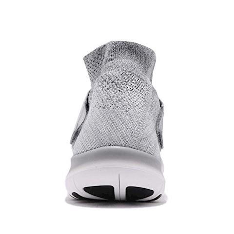 Nike Free RN Motion Flyknit 2017 Women's Running Shoe - Grey Image 3
