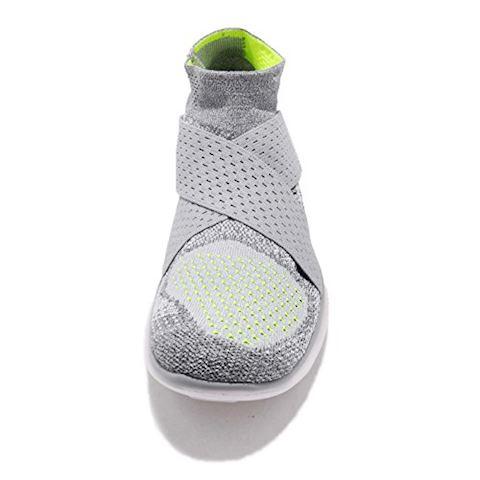 Nike Free RN Motion Flyknit 2017 Women's Running Shoe - Grey Image 5
