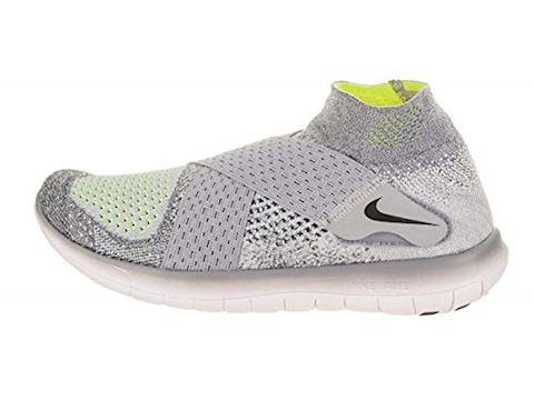 Nike Free RN Motion Flyknit 2017 Women's Running Shoe - Grey Image 7