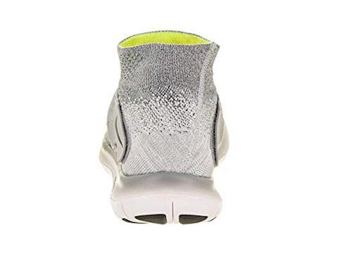 Nike Free RN Motion Flyknit 2017 Women's Running Shoe - Grey Image 8