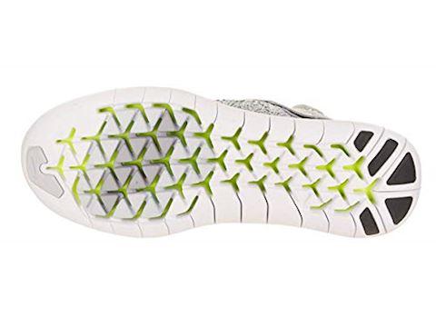Nike Free RN Motion Flyknit 2017 Women's Running Shoe - Grey Image 9