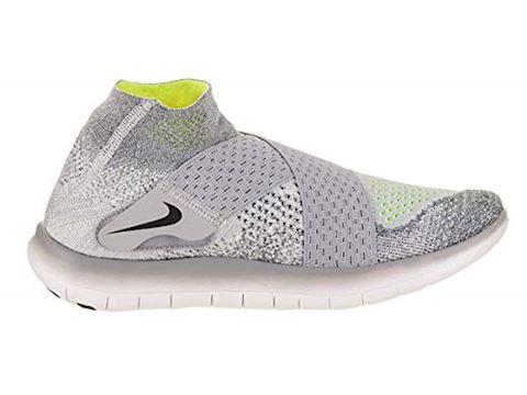 Nike Free RN Motion Flyknit 2017 Women's Running Shoe - Grey Image 10