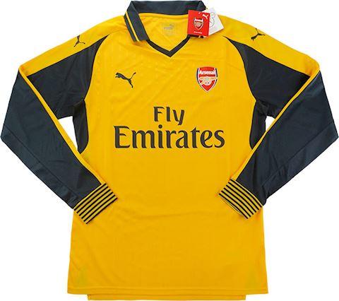 Puma Arsenal Mens LS Player Issue Away Shirt 2016/17 Image