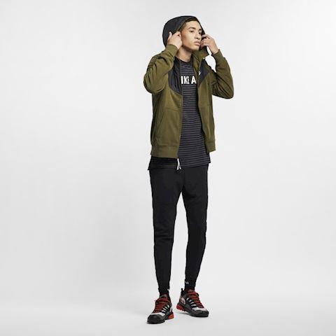 Nike Sportswear Men's Full-Zip Hoodie - Green Image 2