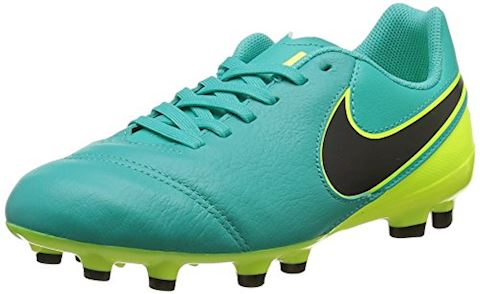 c7f186c6e0b8c Nike Jr. Tiempo Legend VI FG Younger/Older Kids' Firm-Ground Football Boot  - Green