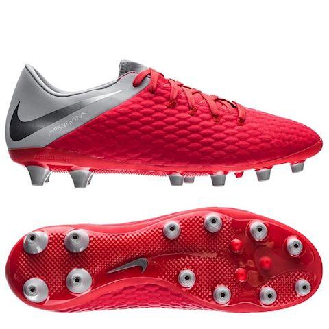 Nike Hypervenom III Academy AG-PRO Artificial-Grass Football Boot - Red Image