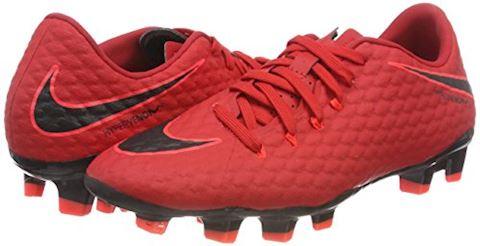 Nike Hypervenom Phelon 3 Firm-Ground Football Boot - Red Image 5