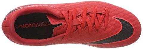 Nike Hypervenom Phelon 3 Firm-Ground Football Boot - Red Image 7
